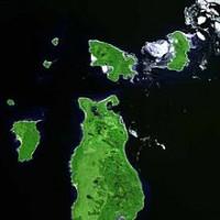 Beaver_Island_aerial_map