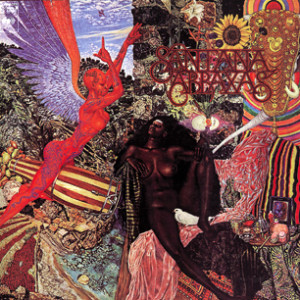 Santana Abraxas HIGH RESOLUTION COVER ART