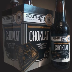 Choklat by Southern Tier Brewing Company in Lakewood, New York