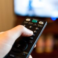 TV remote by graur razvan ionut at FreeDigitalPhotos
