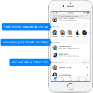 New messenger_FB
