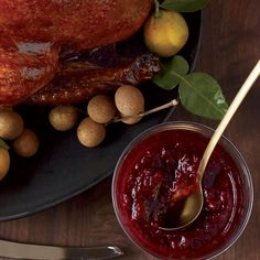 TDS Thanksgiving recipes & traditions image