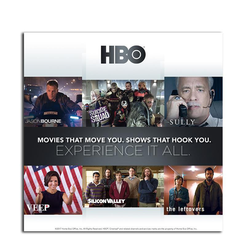 HBO, Cinemax half-price sale!   TDS Home