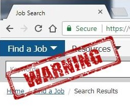find a job_composite_warning