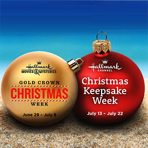 Hallmark Christmas In July Logo.Christmas In July On Hallmark Tds Home