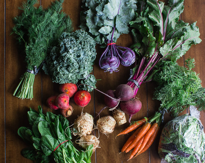 How to turn tricky CSA vegetables into mouthwatering dishes image