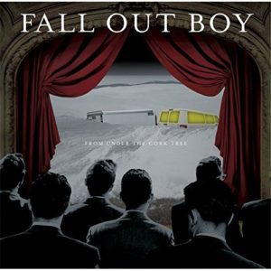 Fall Out Boy_Under the cork tree