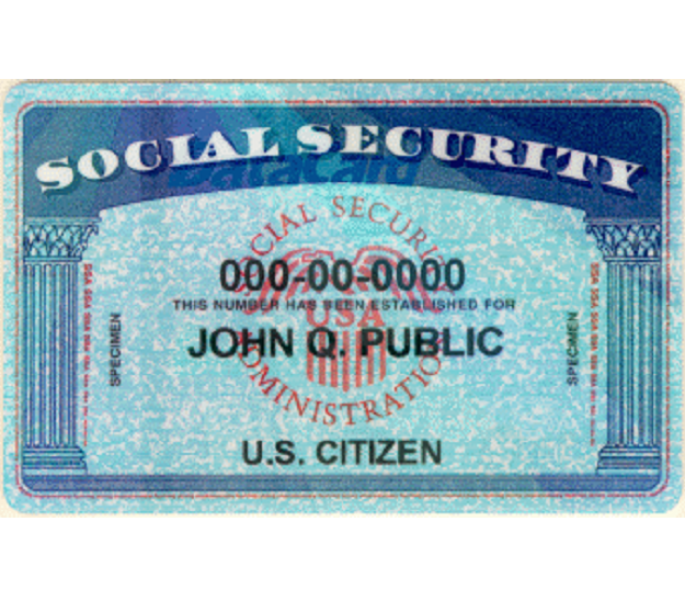 FTC alert: social security numbers can't be suspended image