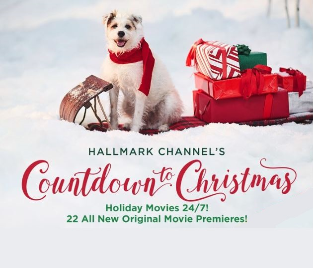 Hallmark Christmas In July 2019.Hallmark Christmas Movie Bingo 2018 Tds Home