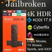 Jailbroken fire stick 3