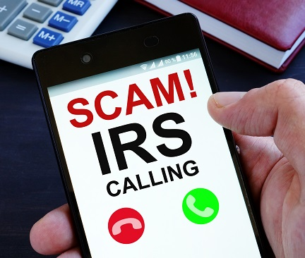 Government impostor scams are on the rise image