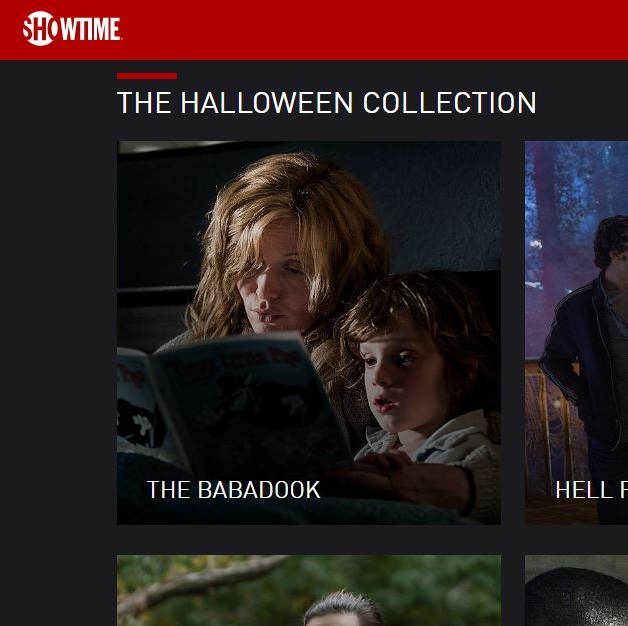 Showtime brings thrills and chills for Halloween image
