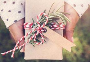 Green holiday giving