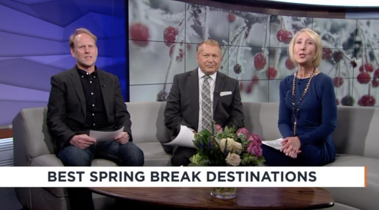 Travel Tuesday: Best Spring Break Destinations image