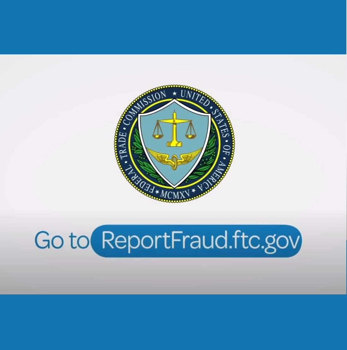 Why report fraud? image