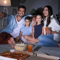 shutterstock_family movie_+sm