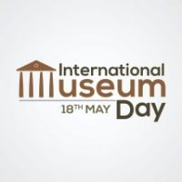 International,Museum,Day,,18th,May,Conceptual,Design.,Vector,Icon,,Typography