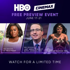 5 free preview days of shows and movies on HBO and Cinemax image